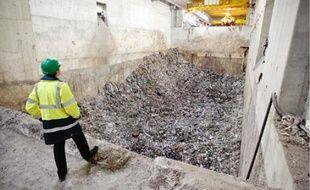 Le gestionnaire de l'incinérateur de Fos-sur-Mer, Everé, demande de relever de 20% le seuil des déchets incinérés