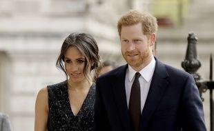 Meghan Markle et le prince Harry se diront oui le samedi 19 mai.
