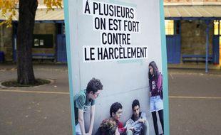Malgré les campagnes du gouvernement, le harcèlement scolaire fait encore des victimes dans les collèges et lycées de France.