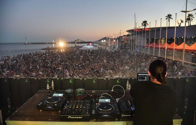 Coronavirus à Cannes : Le festival des Plages électroniques est annulé