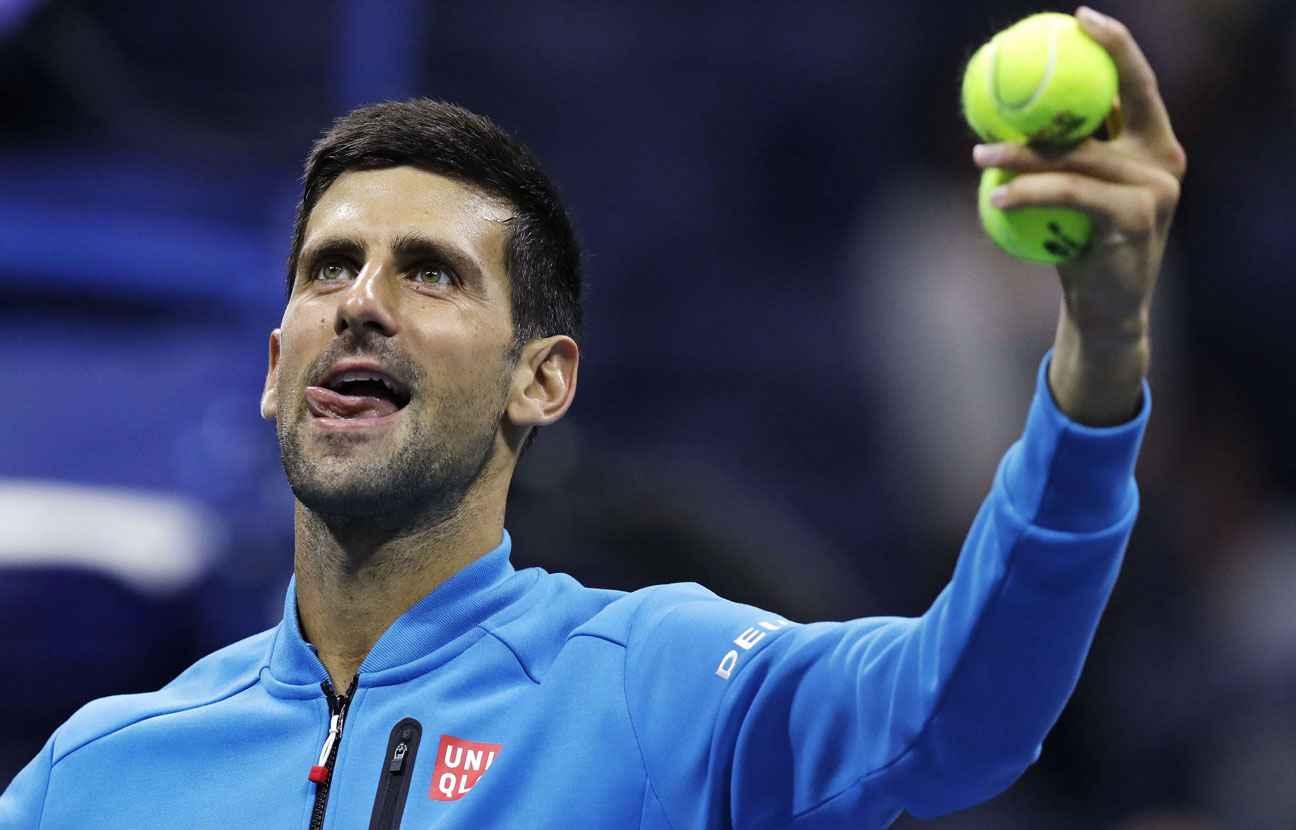 Un Wawrinka au sommet balaie Djokovic — US Open