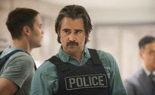 Colin Farrell dans True Detective.