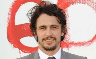 James Franco à Los Angeles, le 12 mai 2012.