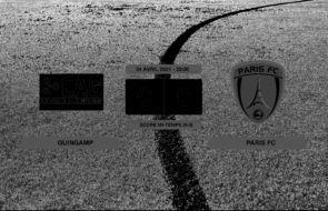 Ligue 2, 35ème journée: Guingamp et le Paris FC se quittent dos à dos (0-0)