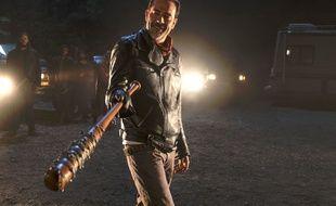 Negan (Jeffrey Dean Morgan) dans la saison 7 de «The Walking Dead».