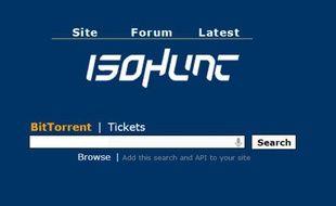 Le site BitTorrent isoHunt a accepté de fermer, le 17 octobre 2013.