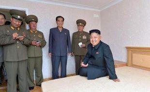 """Le dirigeant de Corée du Nord Kim Jong-Un est père d'une petite fille, appelée Ju-Ae, a révélé l'ancienne vedette du basket américain Dennis Rodman, qui vient de rendre visite à son """"ami"""", qualifié de """"bon père"""", pour la deuxième fois en quelques mois."""