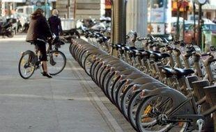 L'exposition Train of ideas passera par Paris début septembre.La ville a été choisie pour son réseau de vélos en libre service, Vélib'