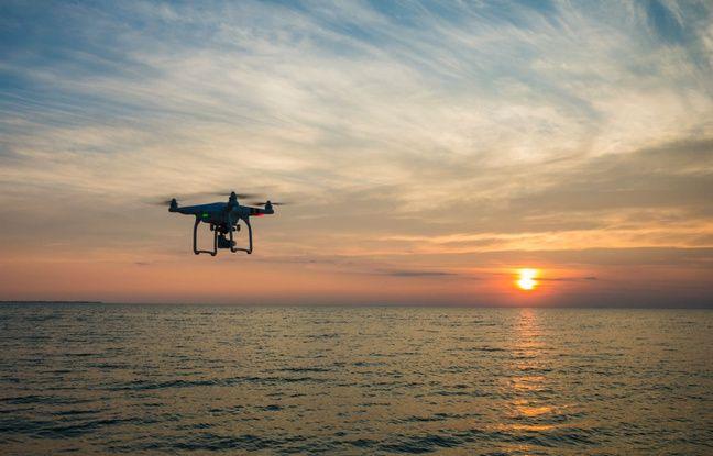 nouvel ordre mondial   VIDEO. Australie: Un drone sauve deux adolescents perdus en mer, une première
