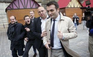 S'il n'a pas été élu dans une triangulaire en 2012 dans la sixième circonscription de la Moselle, Florian Philippot est de nouveau candidat à Forbach pour le Front national.