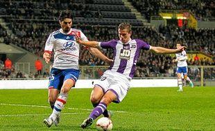 Contre Lyon (3-0), le 25 novembre, Tabanou a réussi l'un de ses meilleurs matchs d'une saison pas toujours rose.
