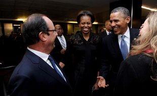Les présidents français et américain lancent un appel commun à un accord ambitieux sur le climat, dans une tribune commune publiée lundi par Le Monde et le Washington Post.