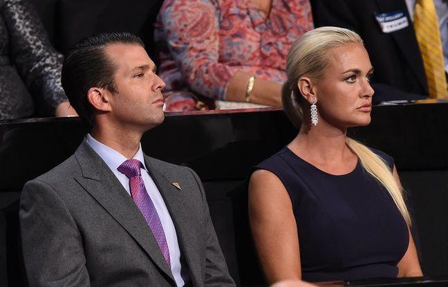 Etats-Unis: Le fils aîné de Donald Trump, Donald Junior, va divorcer