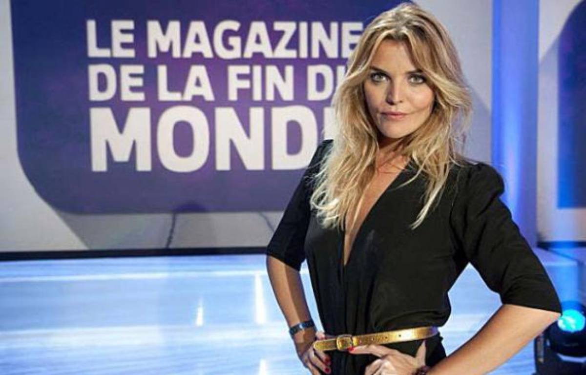 Justine Fraioli présente «Le Magazine de la Fin du Monde»  – Syfy
