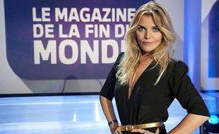 Justine Fraioli présente «Le Magazine de la Fin du Monde»
