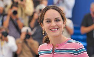 Noémie Merlant le 14 juillet à Cannes