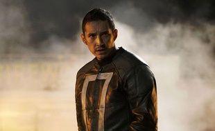 Gabriel Luna était Ghost Rider dans la série «Agents of S.H.I.E.L.D», un rôle qu'il reprendra dans sa propre série pour la plate-forme Hulu