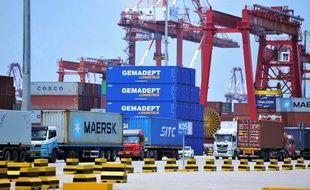 La première salve de taxes des Etats-Unis concerne plus de 30 milliards de produits chinois.