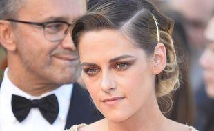 L'actrice Kristen Stewart au Festival de Cannes
