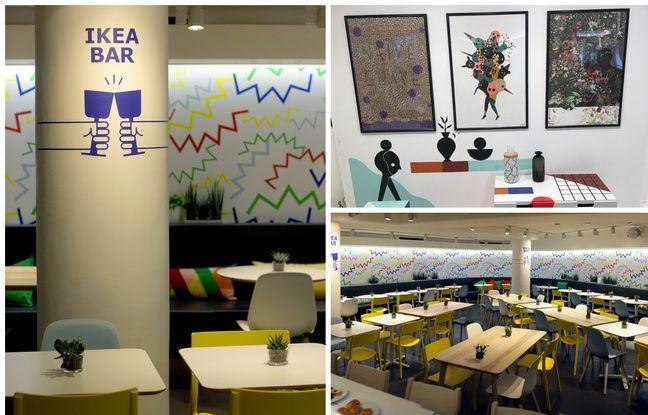 Ikea s 39 installe chez colette pour une collaboration inattendue - Magasin chez colette ...
