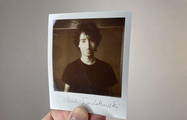 Oskar Smolokowski, le jeune PDG de Polaroid.