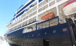En 2015, 343 bateaux de croisière ont fait escale sur la Côte d'Azur.