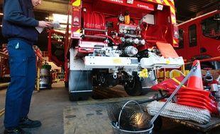 Le Service Départemental d'Incendie et de Secours ( SDIS ) du département des bouches du Rhône.