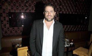 Brett Ratner le 29 septembre 2010 lors d'une soirée à Gansevoort Park Avenue, à New York.