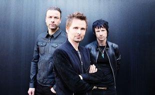 Le groupe de rock britannique Muse.
