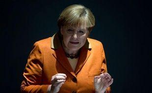 Merkel veut que l'Union européenne puisse rejeter le budget d'un pays membre
