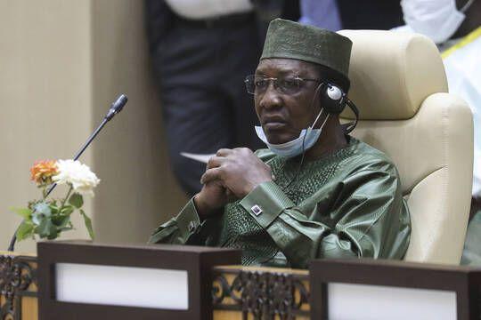 Idriss Déby réélu président dès le 1er tour avec près de 80% des voix