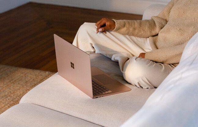 Profitez de 40% de réduction sur la Surface Book 3 et une remise de 450 euros sur la Surface Laptop 3.