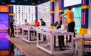 Les candidats ont plus de deux millions de briques pour atteindre la victoire
