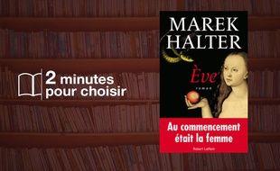 Eve de Marek Halter (Robert Laffont)