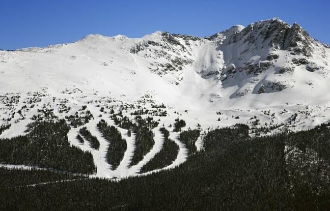 Canada: 500 vacanciers bloqués dans une station de ski par un glissement de terrain