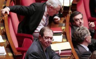 PatrickOllier, à l'Assemblée nationale, en février 2013.