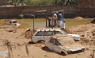 Des inondations comme celles de 2008 (photo d'illustration) ont causé la mort d'au moins sept personnes dans le nord-ouest de l'Algérie.