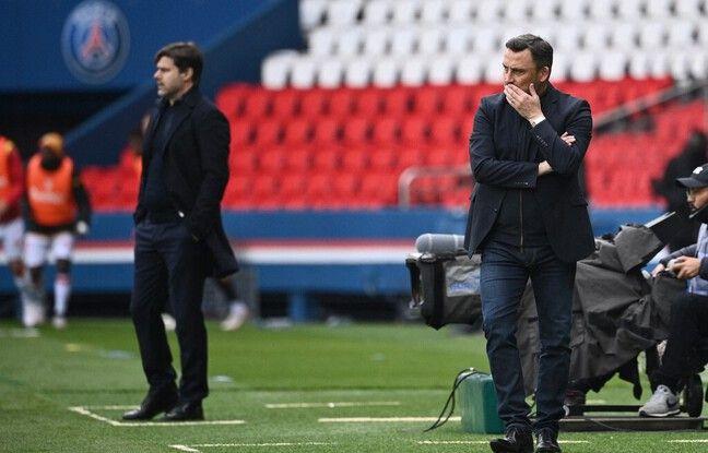 Pochettino a encensé Franck Haise, le coach lensois, malgré la victoire finale du PSG samedi.