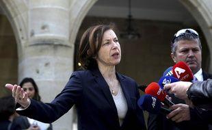 La ministre des Armée depuis juin 2017, Florence Parly.