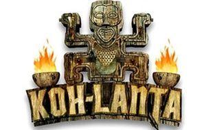 Le logo du jeu d'aventure de TF1 «Koh -Lanta».