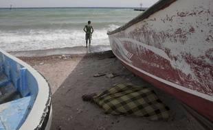 Un migrant éthiopien à Djibouti (image d'illustration).