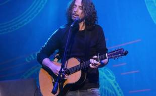 Chris Cornell à New York