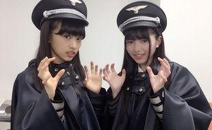 La tenue de scène des Keyakizaka46 n'a pas été au goût des internautes.