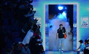 Andyu Murray, numéro 2 mondial, a battu David Ferrer 6-4, 6-4.