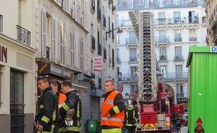 Dans la nuit du 1er au 2 septembre, un incendie s'est déclaré dans la cage d'escalier du 4 rue Myrha et a fait huit morts.