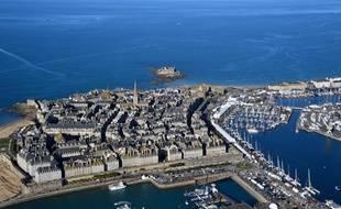 Le port de Saint-Malo. (archives)