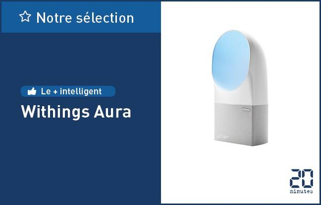 Withings Aura.