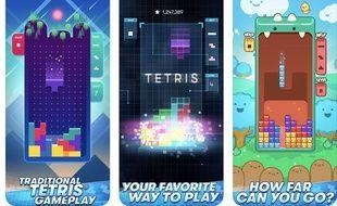 Un nouveau jeu Tetris débarque sur l'App Store