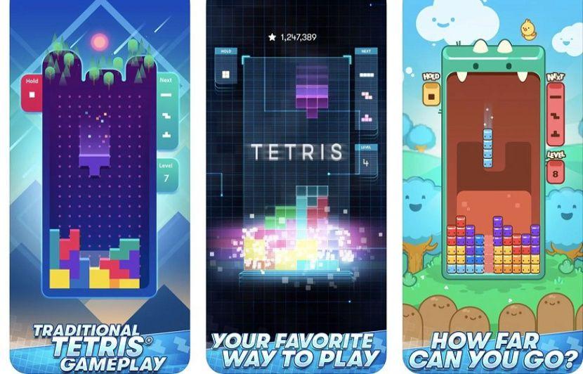 Après une courte absence, Tetris est de retour sur l'App Store