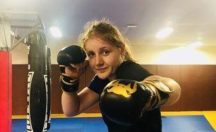 Le Bordelais MarineCruau-Delfau dispute à partir de ce lundi les championnats du monde amateurs de MMA.
